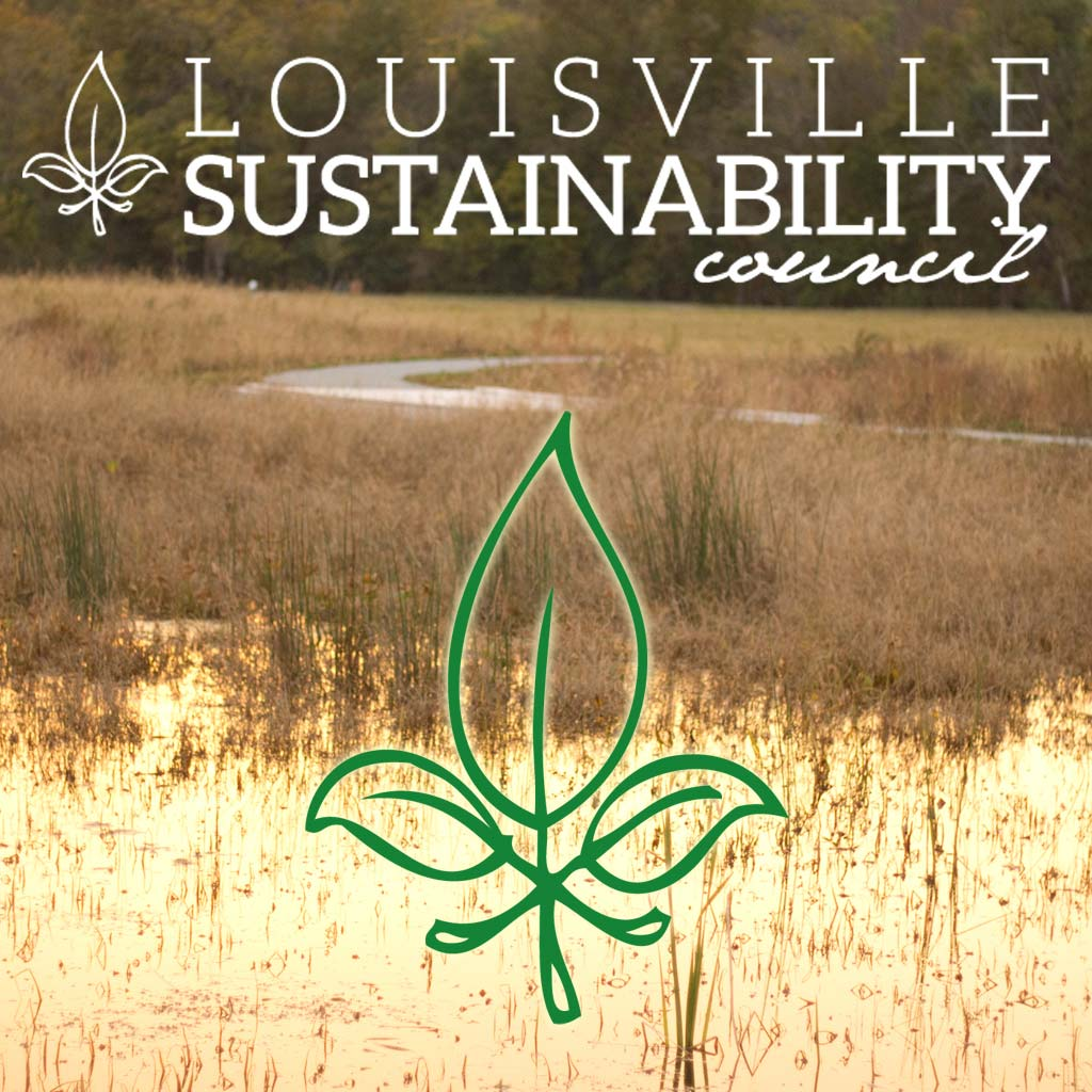 Louisville Sustainability Council logo artwork